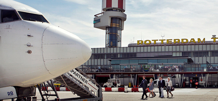 klantcase rotterdam the hague airport